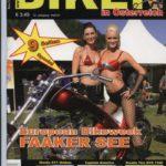 Biker.at - Captain Amerika - Cover
