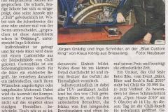 2010/10 - Brandenburger Wochenblatt (BRAWO) - Portrait