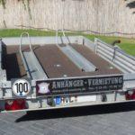 Chili Anhänger - 100 km/h