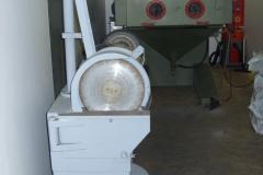 Schleif- & Poliermaschine / Strahlkabine