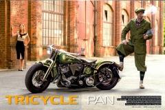2015/01 - Dream Machines - Roadbook Tricycle Pan
